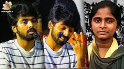 NEET is not Needed for Tamil Nadu : GV Prakash Speech | Anitha Issue | Aneethi short film