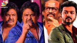 யாரா இருந்தாலும் உதைப்பேன் : Mansoor Ali Khan requests Rajini and Vijay   Theater Ticket Price