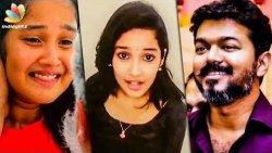 Viswasam Anikha Cute Tribute to Vijay | Thala Ajith's Reel Daughter | Hot News