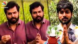 Karthi's Next Initiative After Kadai Kutty Singam | Harish Kalyan | Pongal Special