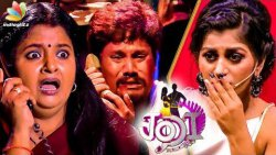 Tamil Fisherman Emotion Made Me Perform : Britto & Anila Interview | Jodi No 1, Vijay TV Interview