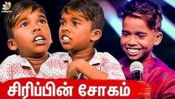 Sadness Behind the Smile : Poovaiyar Emotional Interview | Super Singer