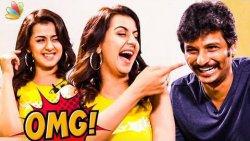 LOL ?? : Jiiva & Nikki Galrani Hilarious Interview | Kee Tamil Movie