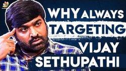 Why Always Vijay Sethupathi ? : Vijay Sri G Interview | Dha Dha 87