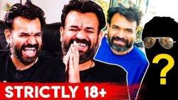 My BIT Padam Gurunaadhar? ???? : Premji Funny Interview | RK Nagar Movie