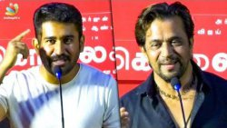 எனக்கு Psychological பிரச்னை இருக்கு: Vijay Antony Speech | Arjun | Kolaikaaran Press Meet