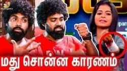மது ஏன் இந்த முடிவை எடுத்தார் - Daniel spoke with Madhu after elimination | Bigg Boss 3 Tamil