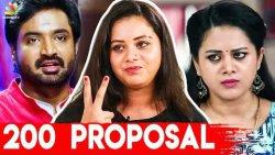 இவனுங்களாலயே சினிமாவுக்கு போகல : Raksha Holla Interview | Naam Iruvar Namakku Iruvar | Vijay TV