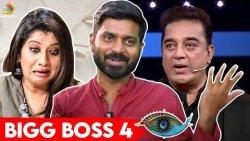 4 Unlucky Contestants of Bigg Boss 4 - MaKaPa Anand Reveals   Kamal Haasan, Vijay TV, Vj Priyanka