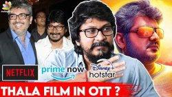 Next Film with Thala Ajith?   Director Vishnuvaradhan Interview   Valimai, Billa 2, Master Vijay