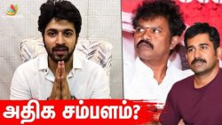 நான் பெரிய Hero இல்லை! - Harish kalyan Open Talk   Producer Council, Vijay Antony, Director Hari