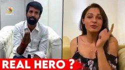 யாரு Real Heros?   Soori, Andrea Jeremiah, Awareness Video   Tamil Cinema News