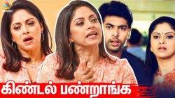 ரொம்போ கிண்டல் பண்ணுவாங்க | Nadhiya Interview | Jayam Ravi, M.Kumaran son of Mahalakshmi, Rajini