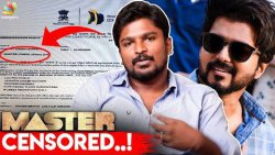 Master Movie Full-அ பார்த்துட்டேன்   Director Rathna Kumar Interview   Master, Aadai Amala Paul, STR