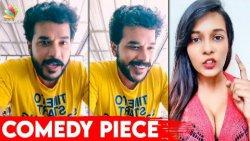 என்ன NONSENSE இது! Serial Actor Arun Trolls Meera Mithun | Thalapathy Vijay, Suriya,Trisha, Nepotism
