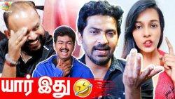 எல்லாம் பொறாமை வைத்தெறிச்சல்: Actor Vaibhav Interview | Vijay, Venkat Parbhu, Lockup, Meera Mithun