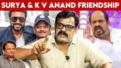 ஏன் இவளோ சீக்கிரம் போயிட்டீங்க: Bose Venkat About KV Anand | Kavan, Ko, Ayan