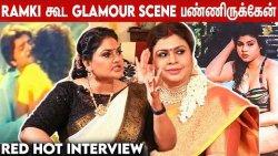 அந்த அளவுக்கு எனக்கொண்ணும் வயசாகல | Nirosha & Vichitra Red Hot Interview, Ananthi serial
