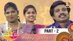 Madurai Muthu's Diwali Pattimandram 2016 - Part 2
