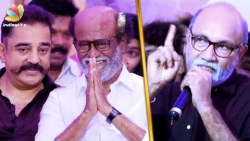 We Aren't Afraid Of Anybody or Any Government | Sathyaraj, Rajinikanth, Kamal | Cauvery Issue