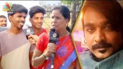 Vijay Sethupathi is PEOPLE's choice for Jallikattu | Doomangoli - Kaanum Pongal