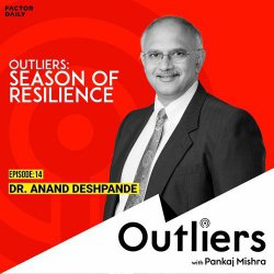 Outliers Special Ep14: Anand Deshpande