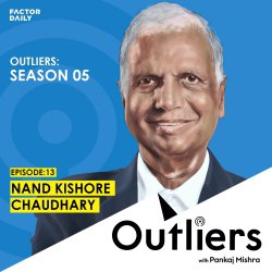 Outliers S05 E13: Nand Kishore Chaudhary