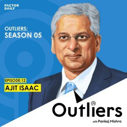 Oultiers S05 E12: Ajit Isaac