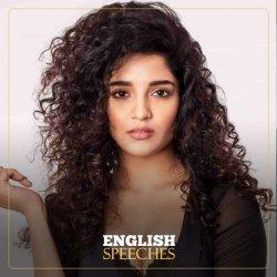 Ritika Singh Speech - Inspiring Message