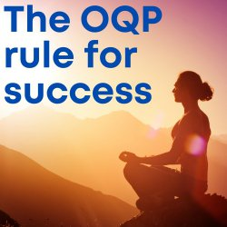 The OQP Rule for Success | Hindi