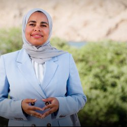 Women and girls, you are part of the climate solution | Rumaitha Al Busaidi