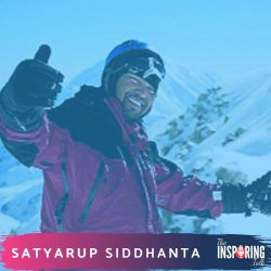 Lessons Learned From Climbing Highest Mountains w/ Satyarup Siddhanta: TIT75