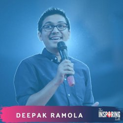 Own Your Story to Liberate Yourself w/ Deepak Ramola: TIT78