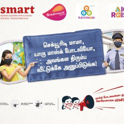 The New Normal   CR Mask Mission   Community Engagement Broadcast   CoViD'19   SMART NGO Partnership   Pothanur Selvakumar Talks about Masking Culture in his community   Coimbatore Region   Tamilnadu