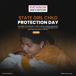 Rathinavani 90.8 Community Radio | Feb 24th | State Girl Child Protection Day | Special Programme Broadcast