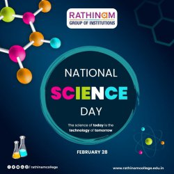Rathinavani 90.8 Community Radio | Science Day 2021 | Rathinam Groups of Institution | RTC Science Expo 2021 | Yudhisthira - Special Coverage