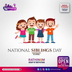Rathinavani 90.8 Community Radio   Special Podcast about World Homeopathy Day   And Siblings Day   Special Talk by Triveni M.sc Psychology (clinical) on Siblings Psychology Theorems