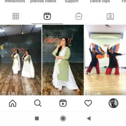 Rathinavani 90.8 Community Radio | International Dance Day 2021 | Special Broadcast Interview with Instagram Dance Club Founder Ms. Asha Manikandan from Kovaipudhur | Coimbatore | Community Engagement