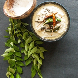 66: How to Make South Indian Coconut Chutney Recipe