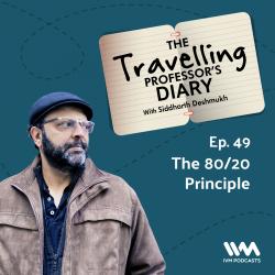 Ep. 49: The 80/20 Principle