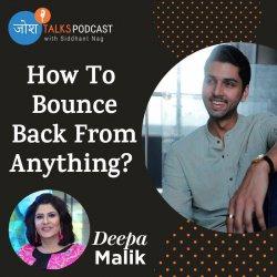 #115 The Inspirational Story Of Deepa Malik 🙅♀️ | Fight Back | Josh Talks Podcast