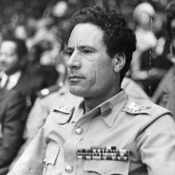 Muammar al-Gaddafi(king of kings of africa)
