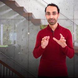 A friendly, autonomous robot that delivers your food | Ali Kashani