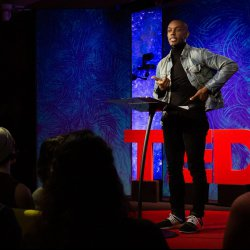 Embrace the strange magic of your true self | Casey Gerald