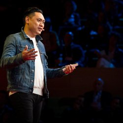 The pride and power of representation in film   Jon M. Chu