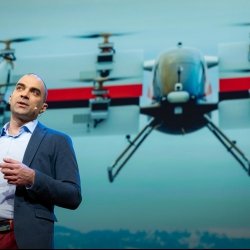 How autonomous flying taxis could change the way you travel   Rodin Lyasoff