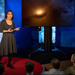 Where did the Moon come from? A new theory   Sarah T. Stewart