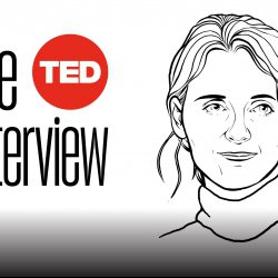 Elizabeth Gilbert shows up for ... everything	 | The TED Interview