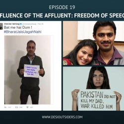 Episode 19 : Influence of the affluent - Freedom of speech