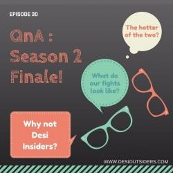 Episode 30 - QnA: Season 2 Finale